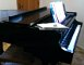Grand Piano at G�l Baba House